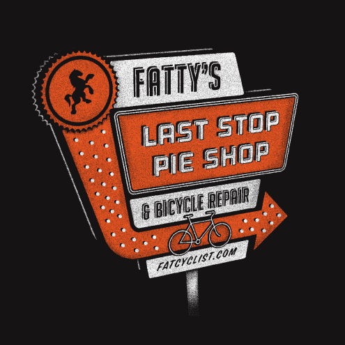 Fatty's Pie Shop T