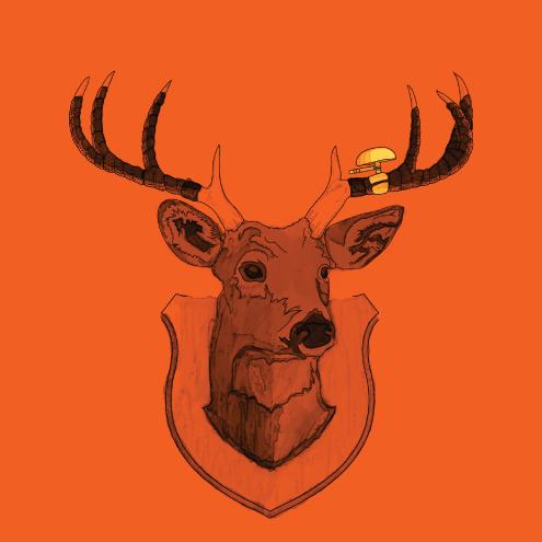 Handle Bar Buck T